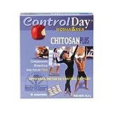 NutriSport Controlday Chitosan Plus, Quemagrasas - 48 Tabletas