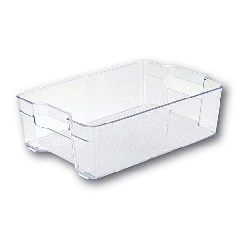 M Home Organizador de 6 Latas para Frigorífico, 31.5x21.5x9 cm