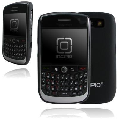 Incipio Feather Schutzhülle für BlackBerry 8900, Schwarz Incipio Feather Für Blackberry