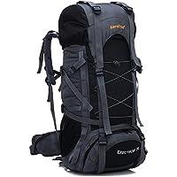 Minetom 75L Grande Capacità Zaino Ciclismo Campeggio Viaggio Escursionismo Montagna Alpinismo Tactical Backpack Impermeabile