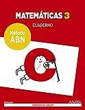 Matemáticas 3. Método ABN. Cuaderno.