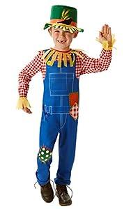 Rubies - Disfraz Oficial del Sr. Scaregrow para niños