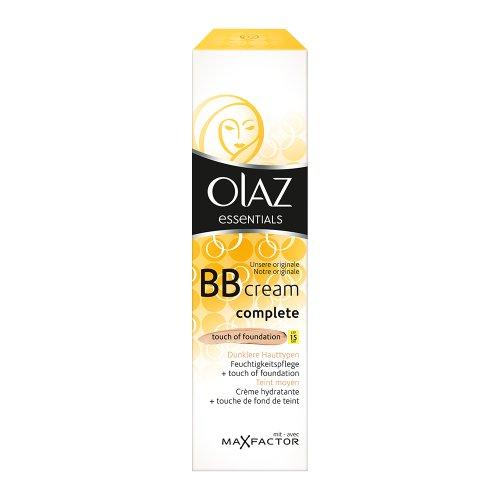 Olaz Essentials Complete BB Creme Dunklere Hauttypen 50 ml