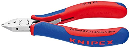 Knipex 77 32 115 SB-Pinza a Taglio Diagonale