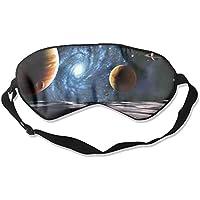 Space Planet Views Sleep Eyes Masks - Comfortable Sleeping Mask Eye Cover For Travelling Night Noon Nap Mediation... preisvergleich bei billige-tabletten.eu
