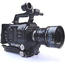 Tilta ES-T15 SONY 4K PXW-FS7 FS7 II Cámara Cage Rig BS-T10 Quick Release Baseplate 15mm Rods