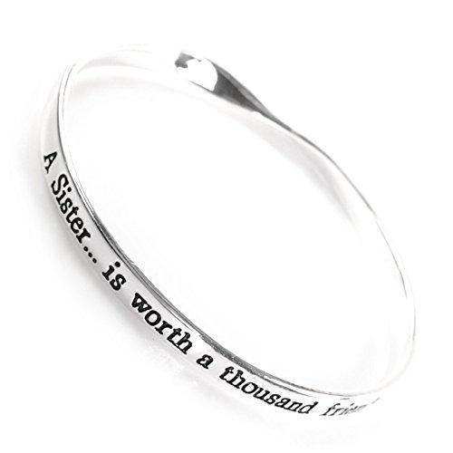 caja-de-regalo-plata-brazalete-banado-en-una-hermana-vale-un-mil-amigos-cita-cita-de-pulsera-brazale