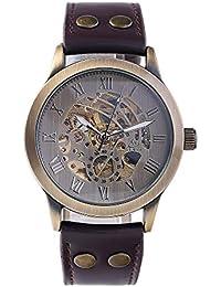77b2033ea2dd Amazon.es  steampunk - Relojes de pulsera   Hombre  Relojes