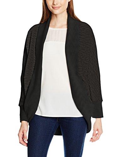 Stitch & Soul Damen Sweatshirt D1019L01558A, Black (24000-black 24000), 36 (Size:S) Preisvergleich