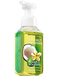 Bath And Body Works - Savon doux moussant pour les main - Coconut Lime Verbena - 259ml