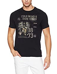 Levis Mens T-Shirt (6901960610404_24608-0017_Small_Black)