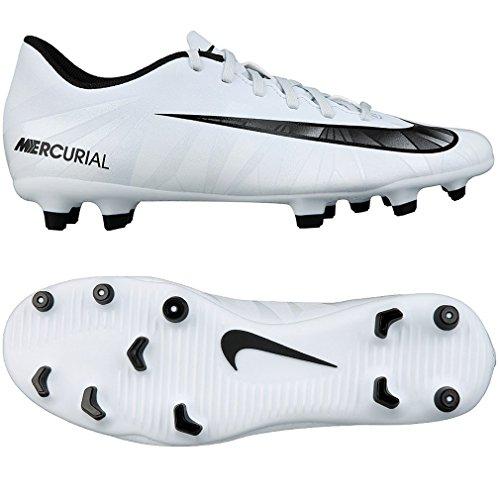 sale retailer 722e0 400aa Vortex Mercurial De Chaussures Cr7 Fg Homme Nike Iii Bianco Football  5vdw4xf5q