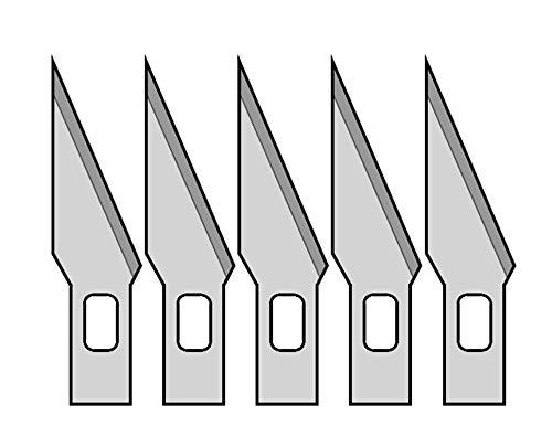 5 Lames de rechange pour couteau de designer Donau MS05