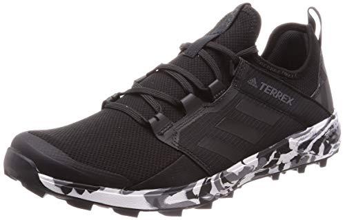 adidas Herren Terrex Agravic Speed + Walkingschuhe, Schwarz Core Black/Non/Dyed/Carbon, 42 EU