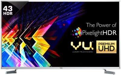Vu 43SU128 43″ 109 cm Android 4K UHD TV