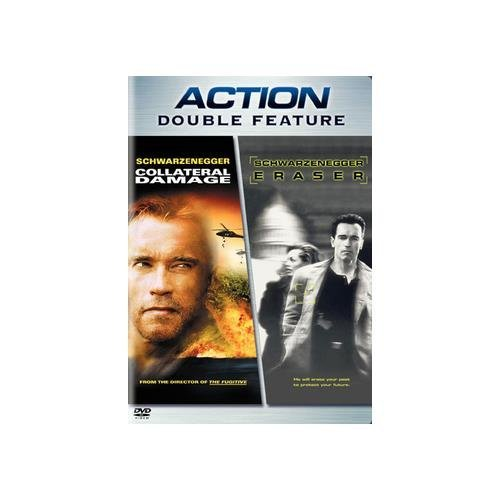 Collateral Damage / Eraser by Arnold Schwarzenegger