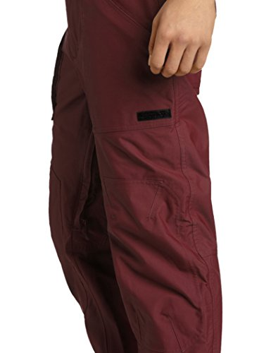 Burton mB southside pantalon de snowboard pour homme Multicolore - crimson