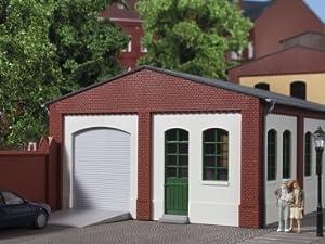Auhagen 80716-paredes 2390G/2390h corta Modelling kit