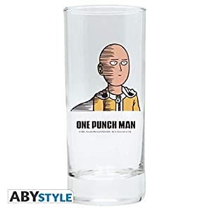 ABYstyle Abysse Corp_ABYVER079 One Punch Man - Saitama de Cristal Fun X2