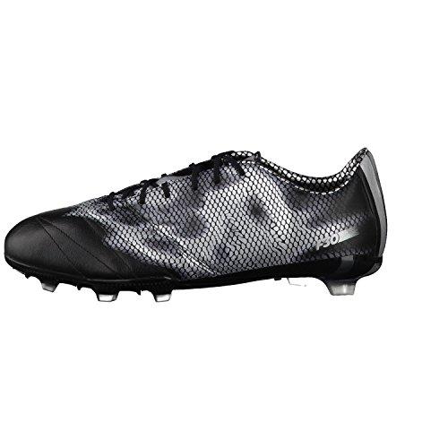 Adidas Performance - Nitrocharge 3.0 Fg, Scarpa Da Calcetto da uomo Nero (Black - core black/silver met./silver met.)