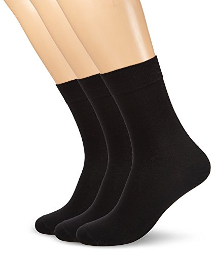 big-star-denim-socks-men-tripack-at-45-calcetines-para-hombre-schwarz-white-900-39-42-lot-de-3-