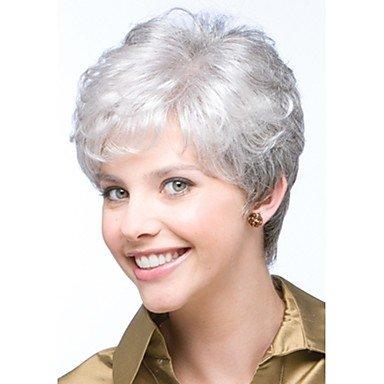 hjl-brevi-ricci-grigio-argento-parrucche-sintetiche-dei-capelli-glueless-delle-donne-alla-moda