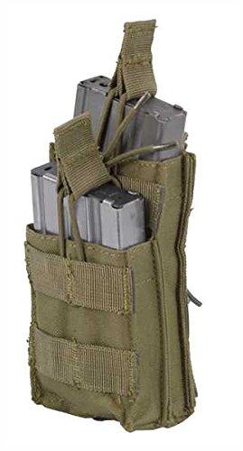 CONDOR MA42-001 Stacker M4/M16 Mag Pouch OD (Pouch Mag M16 Single)