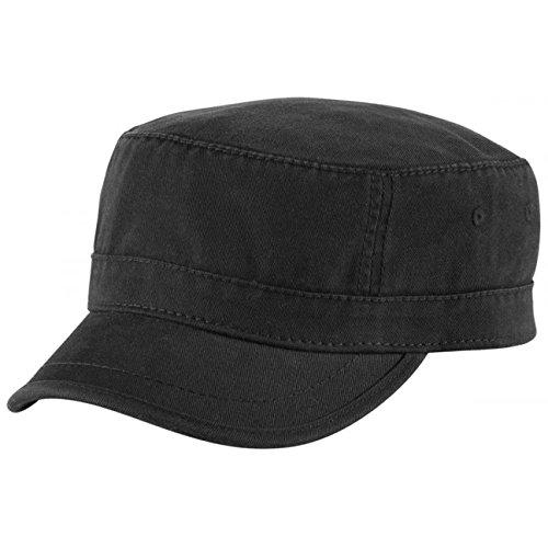 Casquette Warring Army coton casquette (taille unique - noir)