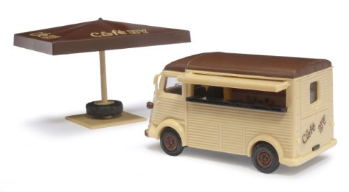 busch-41903-citroen-h-cafe-hy-furgoneta-cafe-miniatura-escala-h0-187-importado-de-alemania