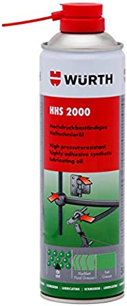 Wuerth Hhs2000 Adhesive Lubricant, 150 Ml