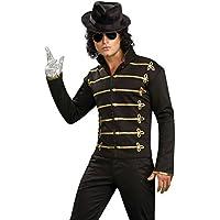 Rubies - Disfraz de Americana Impresa Michael Jackson, talla L (889329-L)