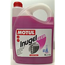 Motul Inugel G13 -Anticongelante hasta -37°C, 5L