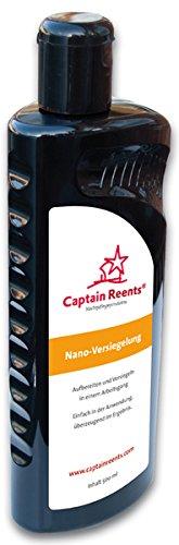 Preisvergleich Produktbild Captain Reents Nano Versiegelung Auto & Boot   500ml Biologisch abbaubare Nano-Behandlung   Premium Lackversiegelung   Ideal geeignet für Poliermaschine