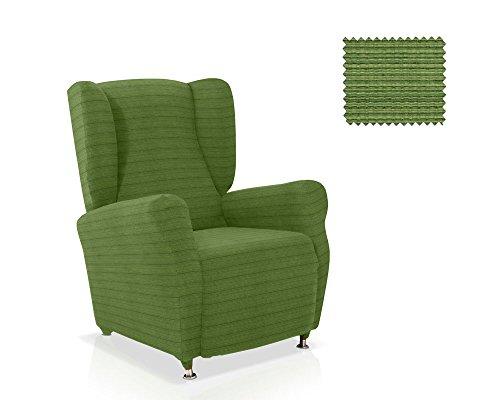 Husse für Ohrensessel Moraig Größe 1 Sitzer (Standard), Farbe Grün (Mehrere Farben verfügbar)