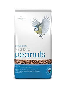 Chapelwood Premium Peanuts 20kg by Chapelwood