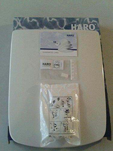 HARO Pele WC Sitz Deckel Toilettendeckel Klobrille für Keramag Premiano mit Absenkautomatik