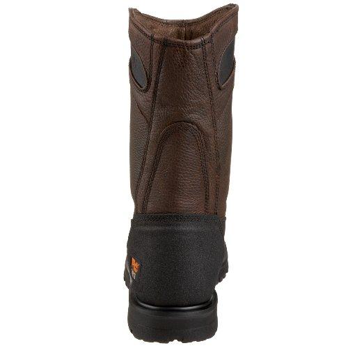 Timberland PRO Men's 53522 Powerwelt Wellington Boot,Rancher Brown,11 M Rancher Brown