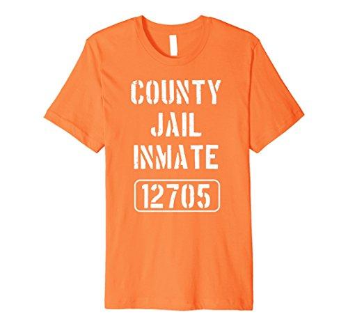 County Jail Shirt | Gefängnis Inmate Kostüm Outfit - Gefängnis Kostüm Frauen
