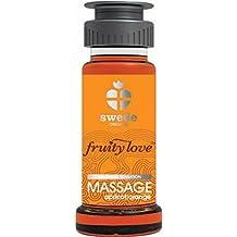 Huile de massage Fruity Love Swede Abricot Orange