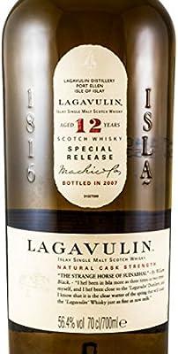 Lagavulin 12 years (bottled in 2007)
