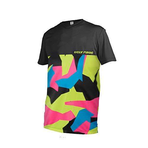 Uglyfrog+ 2019 Jersey Motocross Mountain Bike Downhill Shirt Herren Kurzarm