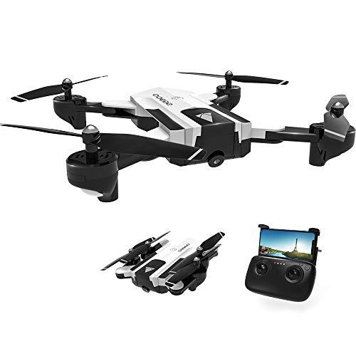 Goolsky- SG900 Drone RC cámara 720P WiFi FPV Flujo