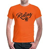 buXsbaum® T-Shirt Riding Logo V2