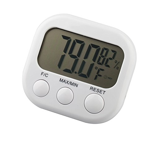 Trixes LCD-Thermometer-digitales Temperaturmessgerät - LCD-Display