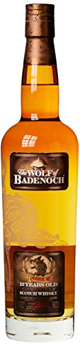 The Wolf of Badenoch 12YO Single Malt Whisky (1 x 0.7 l) -