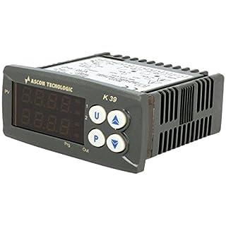 K39-LCRR Module controller Controlled parameter temperature -25÷60°C