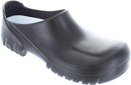 Birkenstock Classic A 640 Unisex-Erwachsene Clogs Black