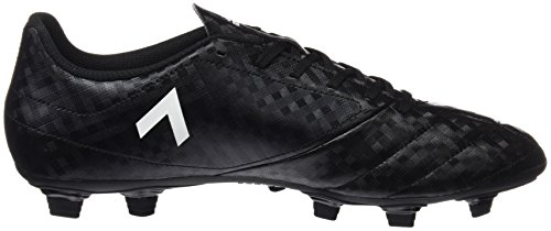Scarpette Da Calcio Adidas Uomo Asso 17.4 Fxg Nere (cblack / Ftwwht / Ngtmet)