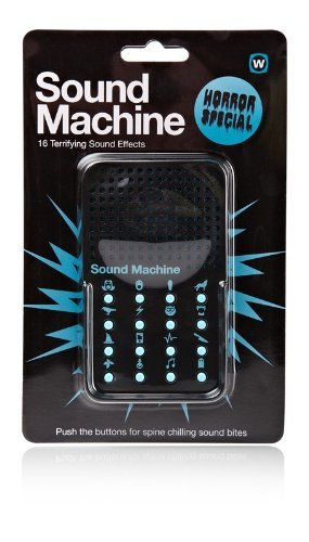 HORROR SOUND MACHINE - Shock 'em! ()