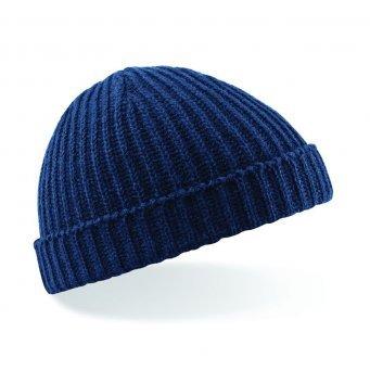 beechfield-bonnet-retro-adulte-unisexe-taille-unique-bleu-marine